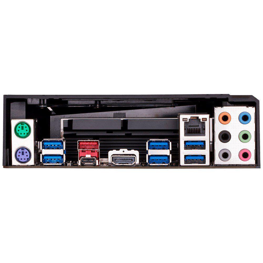 Placa Mãe LGA 1151 Z370XP SLI DDR4 - Gigabyte