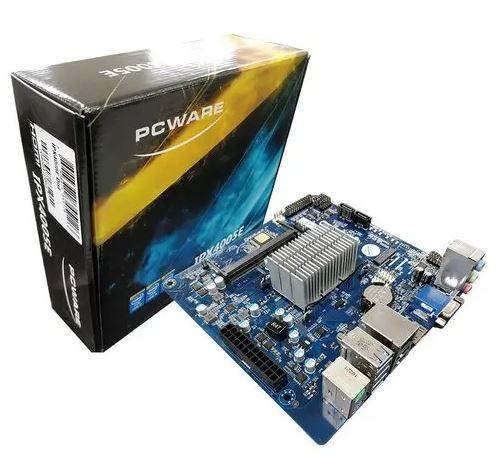 Placa Mãe + processador celeron Dual Core J4005 IPX4005 E1 DDR4 - Pcware