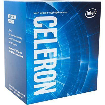 Processador 8ª Geração LGA 1151 Celeron G4900 3.10Ghz 2MB BX80684G4900 - Intel