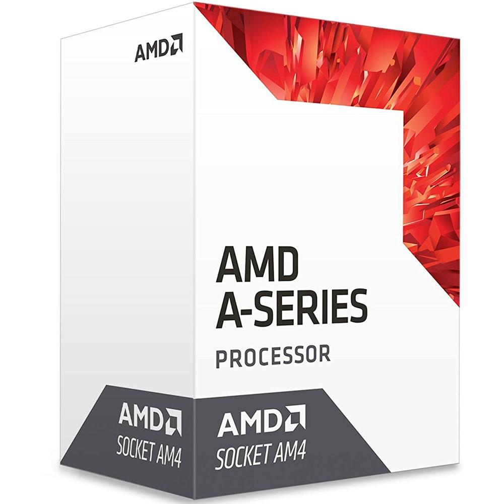 Processador A8 9600 Bristol 3.1Ghz AM4 AD9600AGABBOX - AMD