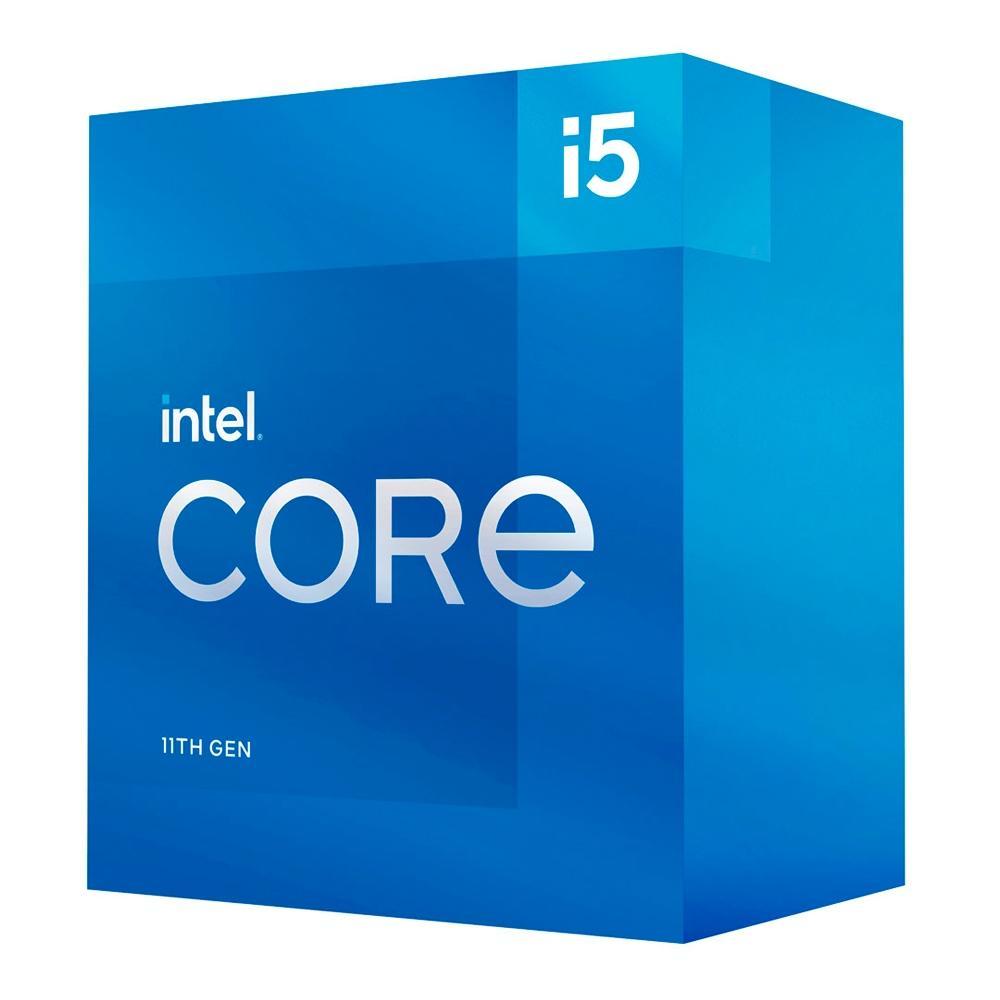 Processador LGA 1200 Core i5 11400 11ª Geração Cache 12MB  2.6 GHz BX8070811400 - Intel