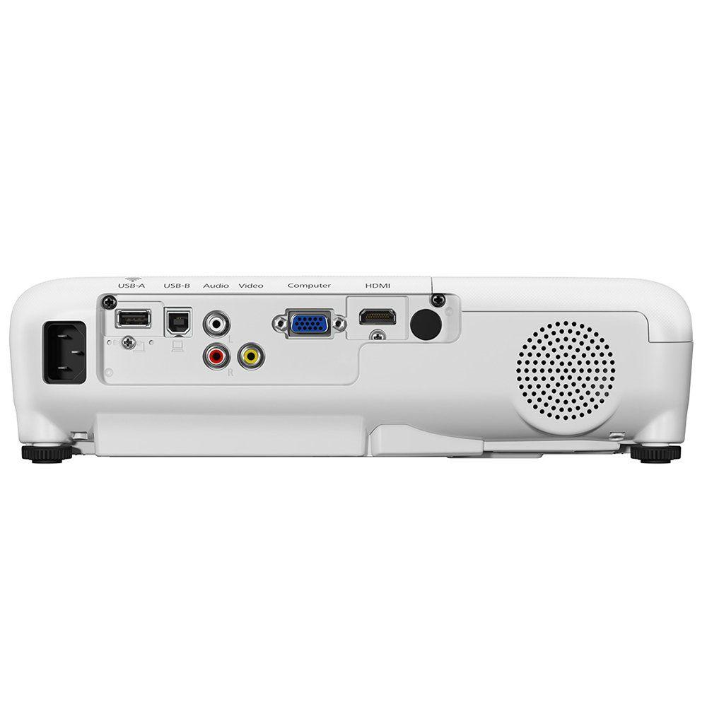 Projetor SVGA S41+ 3300 Lumens V11H842024 - Epson