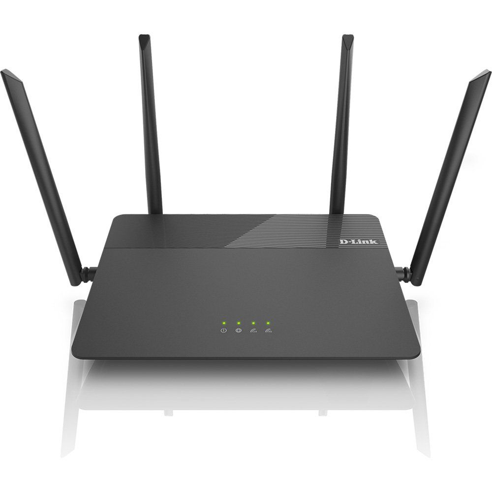 Roteador Wireless 4 Portas Dual Band AC1900 DIR-878 - D-link
