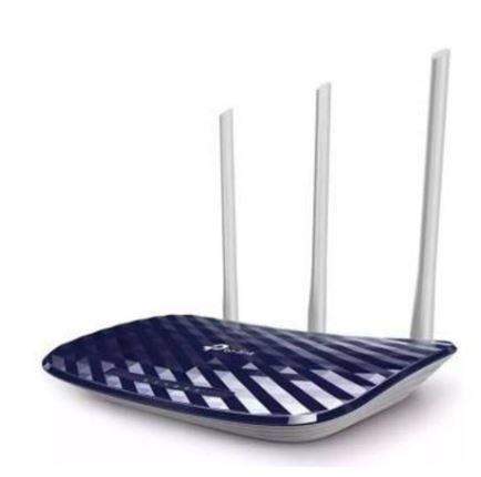 Roteador Wireless Archer C20W AC750, Dual Band,733Mbps, 4 portas, 3 Antenas - Tp-Link