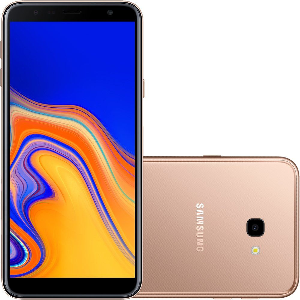 Smartphone Galaxy J4+ SM-J415G, Quad-Core, Android 8.1, Tela 6, 32GB, 13MP, 4G, Dual Chip Cobre - Samsung