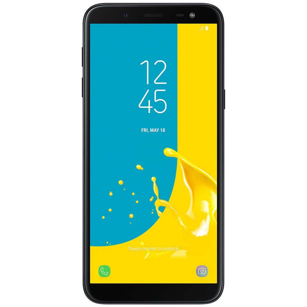 Smartphone Galaxy J6 SM-J600GZKBZTO, Octa Core, Android 8.0,Tela 5.6, 32GB, 13MP, TV Digital HD, Dual Chip, Preto - Samsung