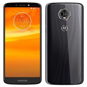 Smartphone Moto E5 Plus, Dual Chip, Grafite Tela 6, 4G+WiFi, Android 8.0, 12MP, 16GB XT1924 - Motorola
