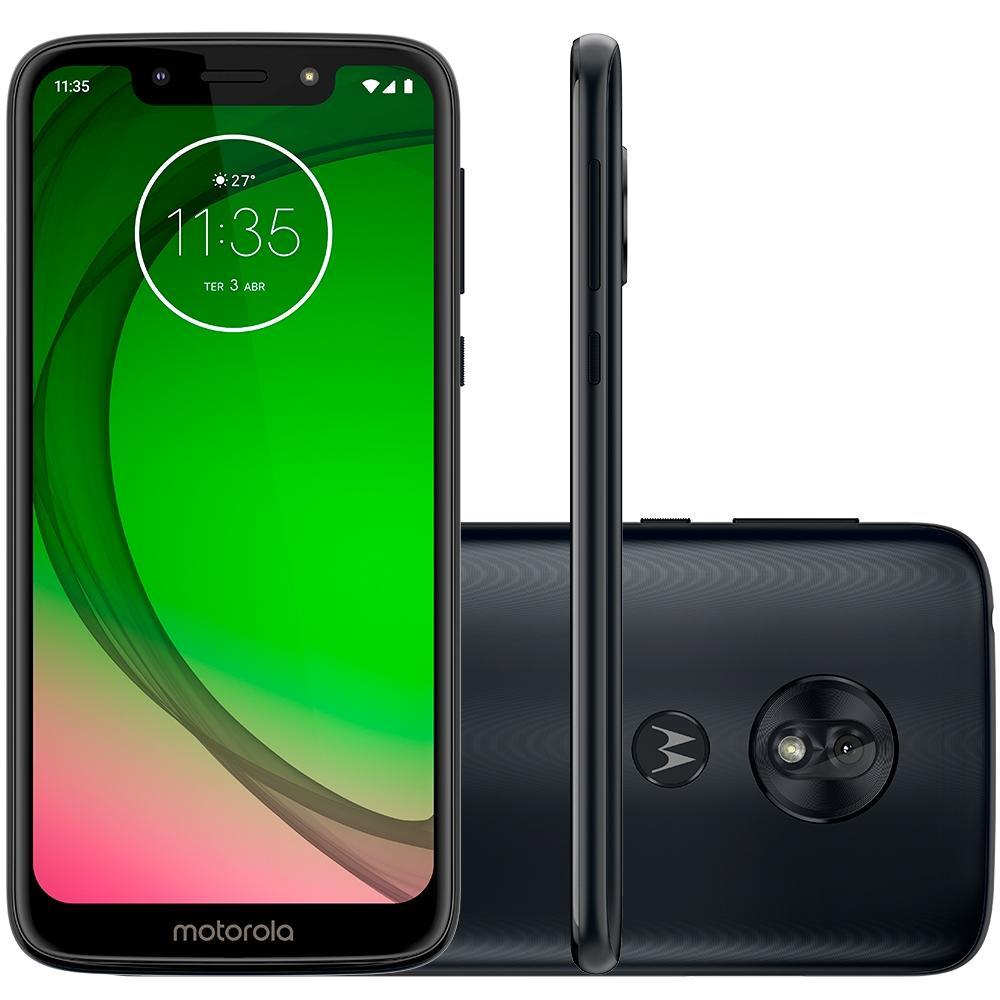 Smartphone Moto G7 Play, 32GB, 13MP, Tela 5.7, Indigo XT1952-2 - Motorola