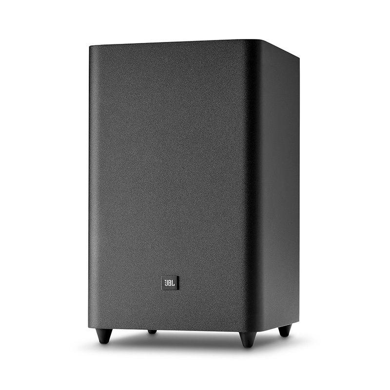 Soundbar JBL Bar 2.1 Bluetooth/HDMI/USB com Subwoofer 120W RMS JBLBAR21BLKBR - JBL