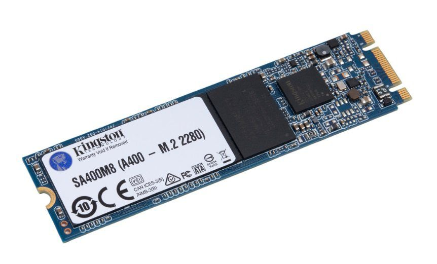 SSD 120GB A400 M.2 2280 SA400M8/120G - Kingston