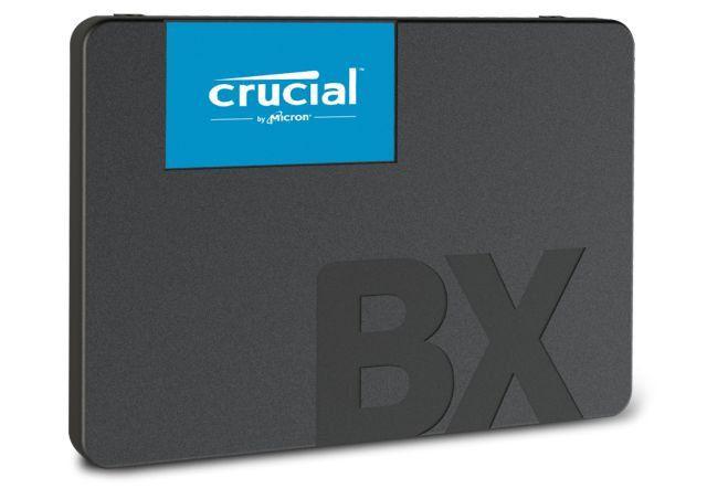 SSD 120GB Sata III BX500 CT120BX500SSD1 - Crucial