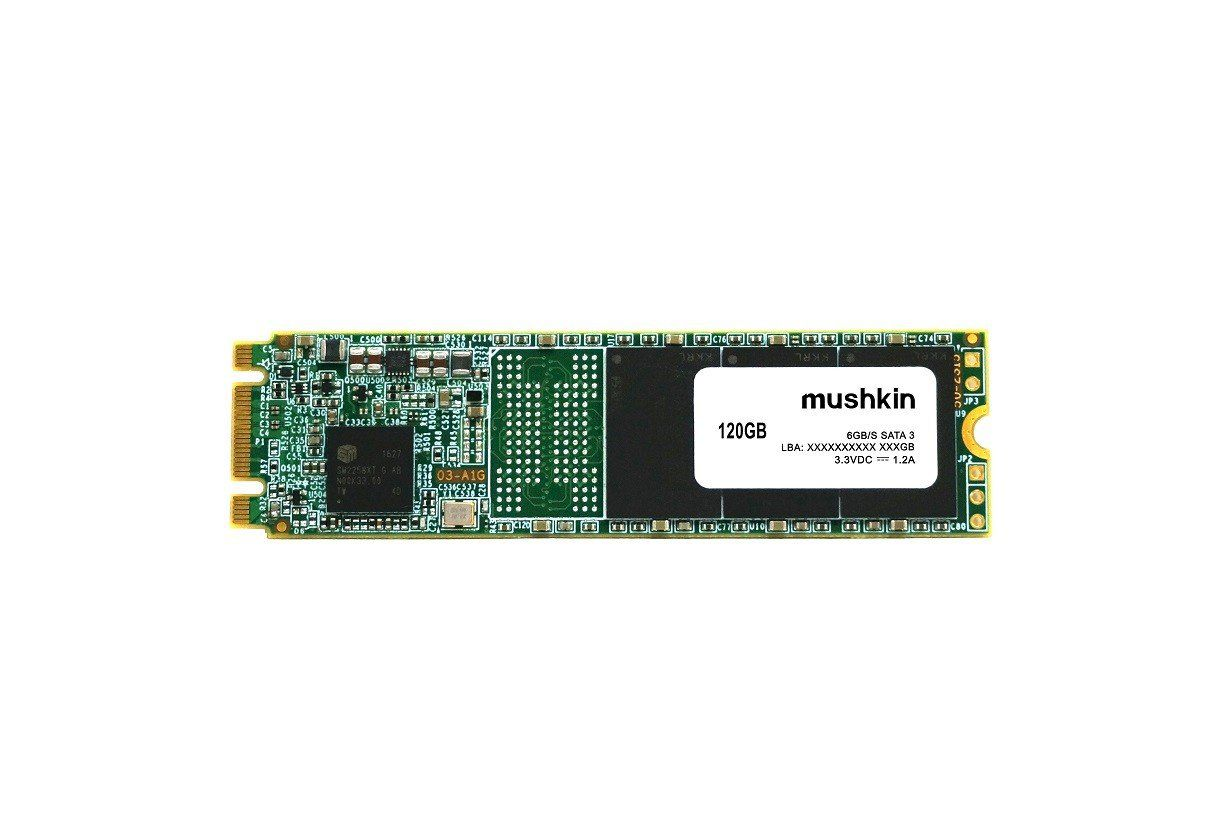 SSD 120GB Source M.2 2280 MKNSSDSR120GB-D8 - Mushkin