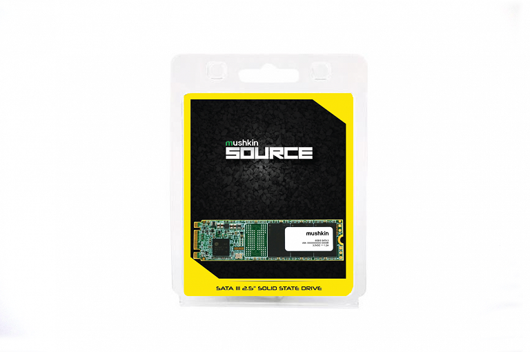 SSD 120GB Source M.2 2280 MKNSSDSR120GB-D8 - Mushkin