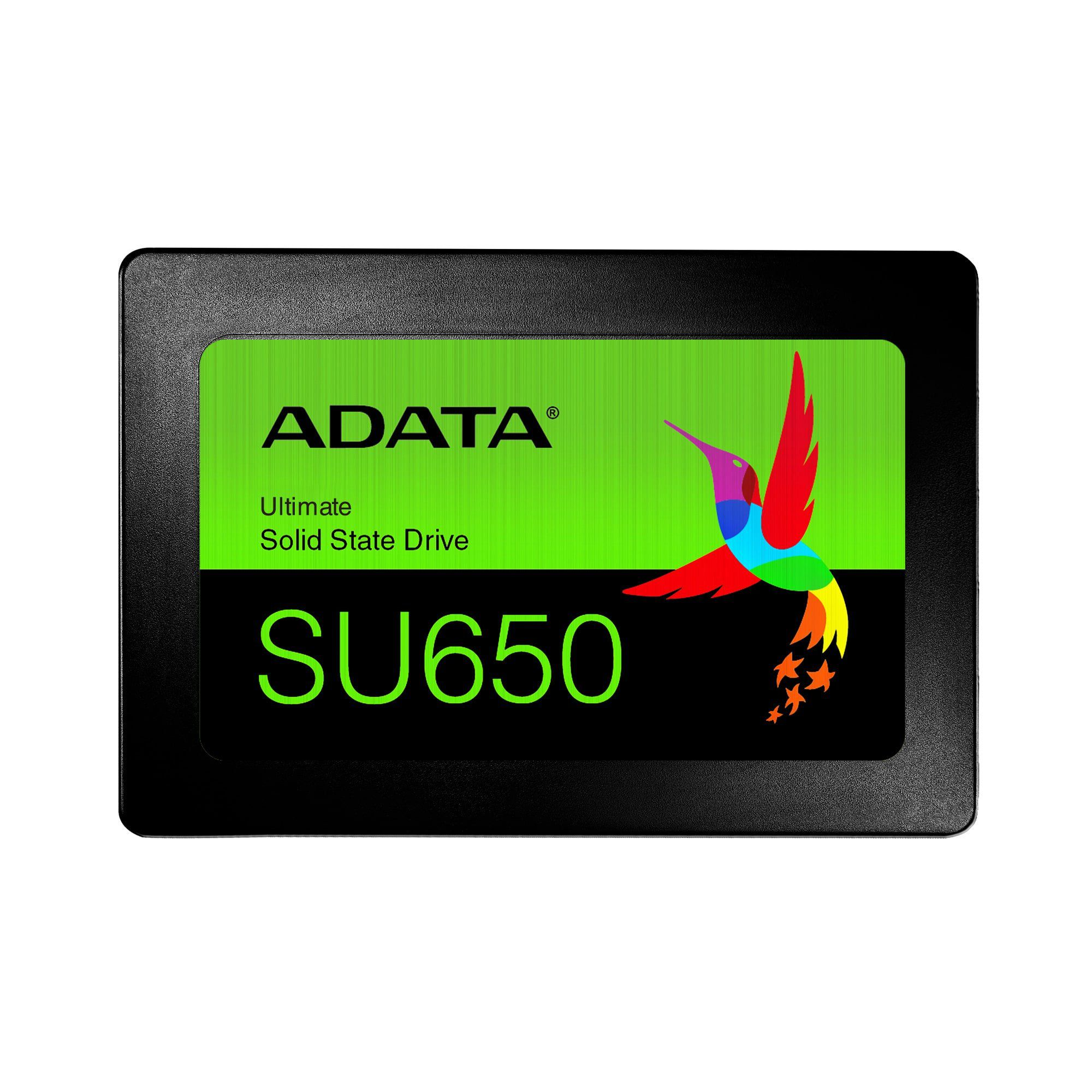 SSD 240GB SU650 Ultimate Sata III 2.5 ASU650SS-240GT-C - Adata