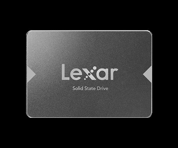 SSD NS100 128GB 2,5 Sata III 6GB/s LNS100-128RBNA - Lexar