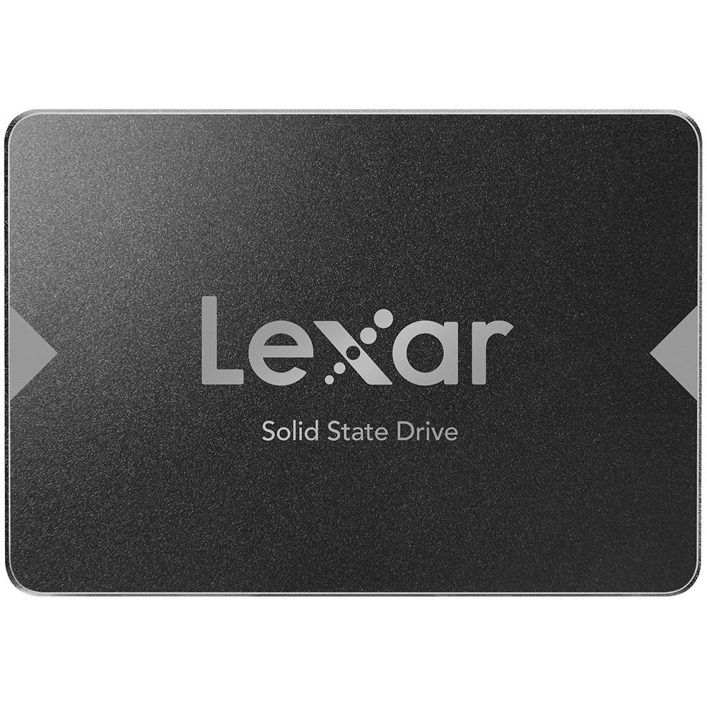 SSD NS100 256GB Sata III Leitura 520Mb/s LNS100-256RBNA - Lexar