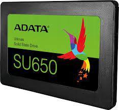 SSD SU650 960GB ASU650SS-960GT-R Sata III- Adata