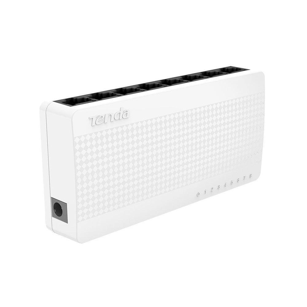 Switch 08 Portas 10/100 Mbps Desktop S108 - Tenda