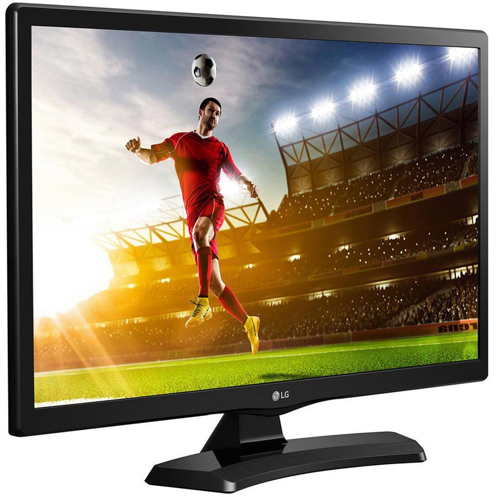 TV LED 19,5 20MT49DF-PS HD com Conversor Digital 1 HDMI 1 USB 60Hz Time Machine Ready Preta - LG