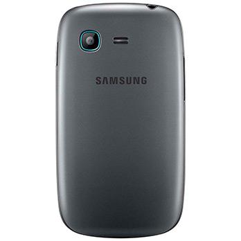 Tampa Traseira Samsung Gt-s5310 Cinza