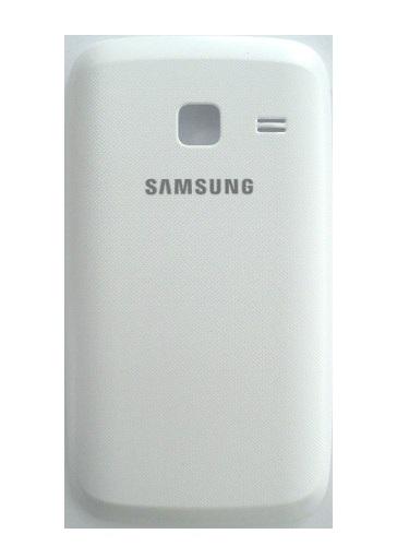 Tampa Traseira da Bateria Samsung Y Duos Gt-s6102 Branco