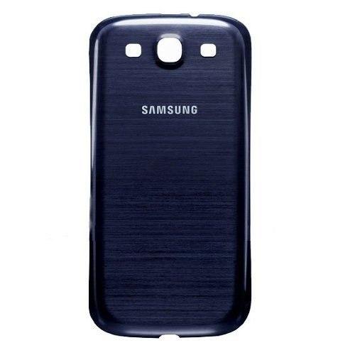 Tampa Traseira da Bateria Samsung Galaxy S3 Gt-i9300 Azul