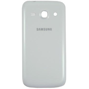Tampa Traseira da Bateria Samsung Galaxy Core Plus G3502 Branco