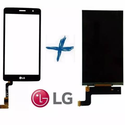 Display Frontal LG Prime Plus 2 X170 Aro 1 Linha Max