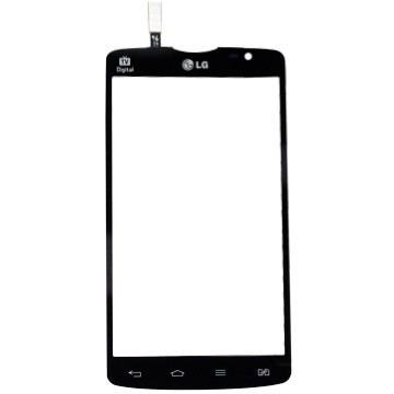 Touch LG L80 D380 D385 Dual 5.0 Tv Dig Preto - 1 Linha