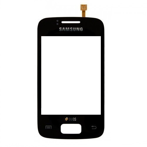 Touch Samsung Y Duos S6102 Preto