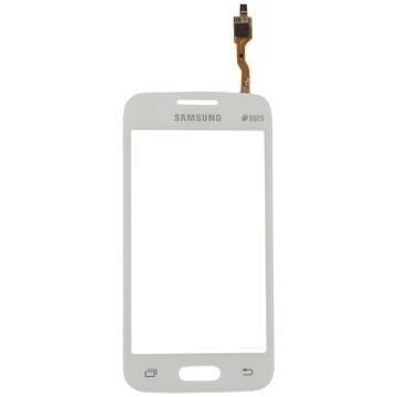 Touch Samsung Galaxy Ace 4 Lite Duos G313H G313MU G316M/DS Branco - Original