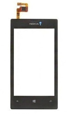 Touch Nokia Lumia 520 Com Aro - 1 Linha