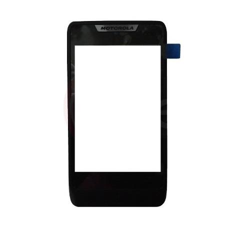 Touch Motorola Razr D1 XT915 Xt916 XT918 Preto Sem Aro - 1 Linha