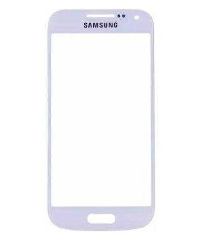 Lente Vidro sem Touch Samsung Galaxy S4 Mini Gt-I9192 I9195 Branco