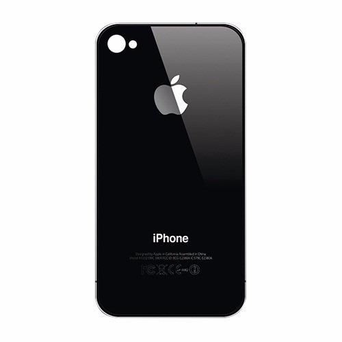 Tampa Traseira iPhone 4S Preto
