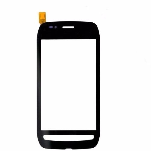 Touch Nokia Lumia 710 Preto - 1 Linha