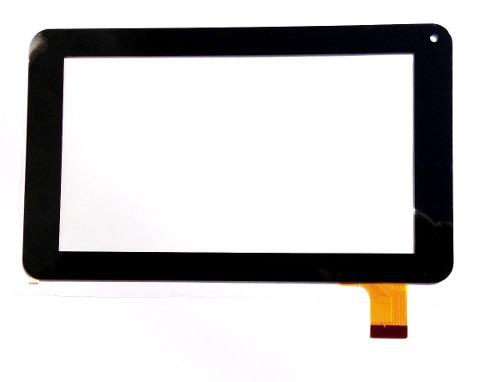 Touch Tablet Multilaser M7s Preto - Compatível DL T71  M7S  TR-72