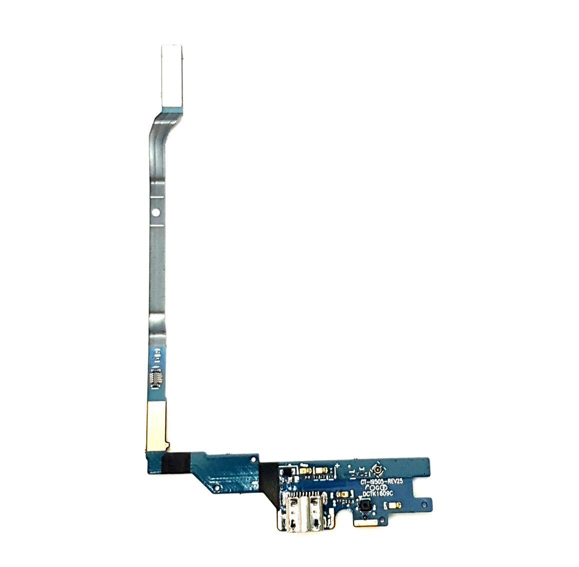 Flex Conector de Carga e Microfone Samsung Galaxy S4 4g Gt-i9505L 9505