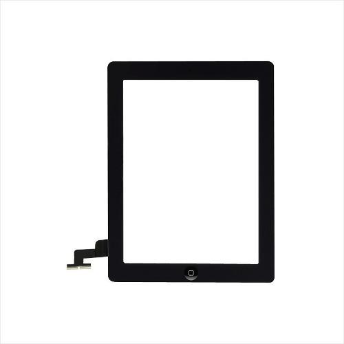 Touch Apple Ipad 2 Com Botão Home Preto