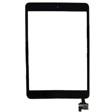 Touch Apple Ipad Mini 1 e Mini 2 com Botao Home Preto