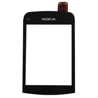 Touch Nokia C2-06 Preto 1 Linha