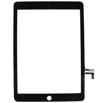 Touch iPad5 Air A1474 A1475/ iPad New 2017 A1822 A1823 Preto Com Home