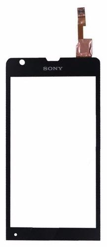 Touch Sony Xperia Sp C5302 C5303 Preto
