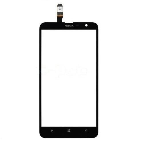 Touch Nokia Lumia 1320 Preto 1 Linha