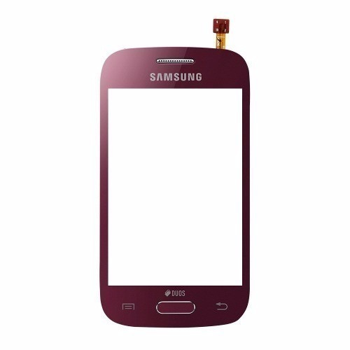 Touch Samsung Young Plus Tv S6293 Vinho