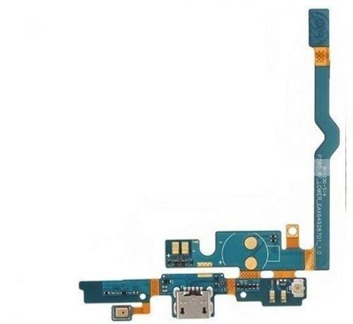 Flex Conector Carga Lg Optimus L9 P760 P765 P768