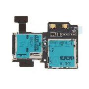 Placa Slot Sim Card Sd S4 I9505 E I9500