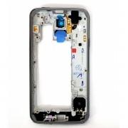 Aro Lateral Carcaca Samsung S5 Neo G903 SM-G903F Gold Dourado