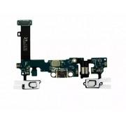 Flex Conector de Carga e Home Samsung A7 2016 A710F Original