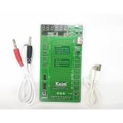 Placa para Reativar Bateria Compatível Iphone e Samsung KAISI K-9208 com Lcd Duplo
